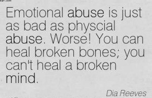 Showing Gallery For Physical Abuse Quotes