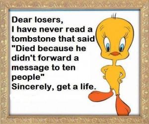 tweety bird quotesTweets Stuff, Tweety Birds, Birds Quotes, Funny ...