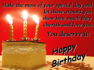 Famous Quotes For Friends Birthday ~ Famous Birthday Quotes, Famous ...