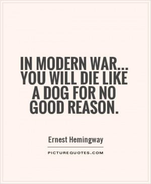 quotes about dogs dying