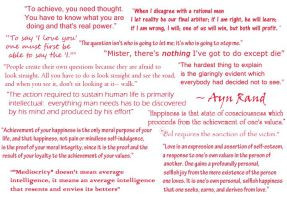 Ayn Rand Quotes Anthem Ayn rand's quotes by lerico