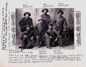25 little-known facts about the outlaw Jesse James