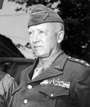 Famous quotes by George S. Patton