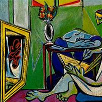 Weeping Woman Pablo Picasso