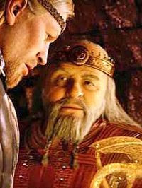 King Hrothgar Quotes from Beowulf (2007 Movie)