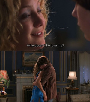 ... he love me? One of my top 5 favorite scenes from Almost Famous
