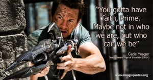 be - Quote by Transformers 4 Age of ExtinctionExtinct, Mark Wahlberg ...