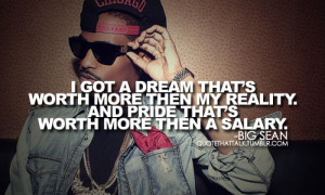 Big Sean Quotes About Life