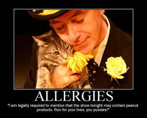 Allergies Funny Picture