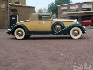 1934 Packard Convertible for Sale