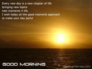 Good Morning | Quotes And Pictures - Inspirational, Motivational ...