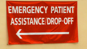 This Why Emergency Rooms Exist