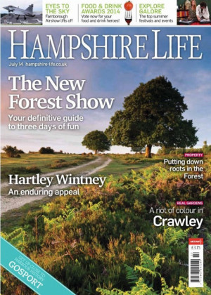 Compilation of quotes from Hampshire celebrities and personalities on ...
