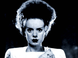 the bride of frankenstein is such a staple for classic film lovers and ...