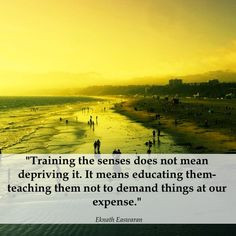 ... Eknath Easwaran #yogascience #yogaquotes #meditation #