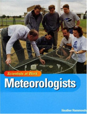 Meteorologist Ava Marie