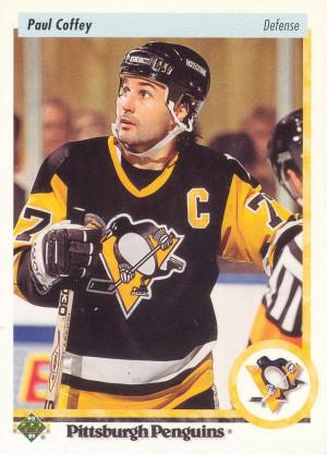 Paul Coffey Edmonton Oilers, Pittsburgh Penguins,Los Angeles Kings ...