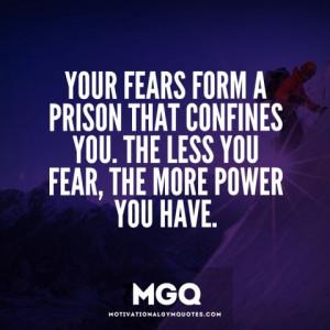 Prison Motivational Quotes