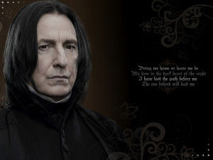 Severus Snape Quotes Severus Snape Severus Snape