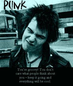 Sid Vicious : Punk Portrait Child accodrin to google