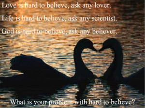 Swan Lake (swans,nature,love,life of pi,quotes,yann
