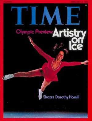 Dorothy Hamill | Feb. 2, 1976