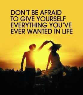 Hope Quotes About Love And Faith: Do Not Be Afraid To Give Yourself ...