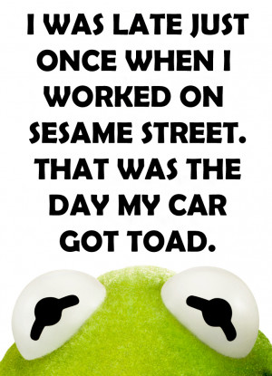 Funny Quotes Cussing Kermit The Frog 400 X 500 30 Kb Jpeg