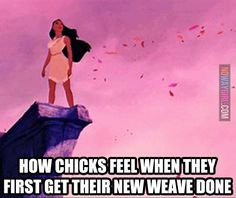 funny hair weave quotes | New Weave Meme