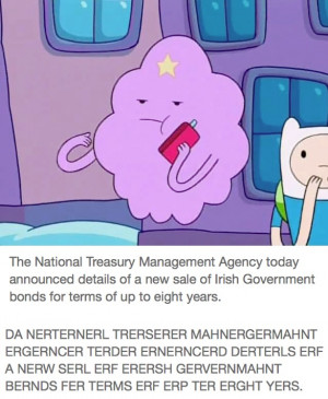 Adventure Time Quotes Lumpy Space Princess