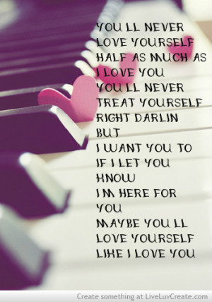 Cute Little Love Quotes...