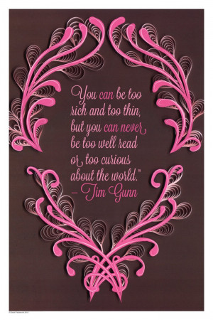 Cna Quotes Words of blissdom: on style,