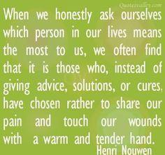 henri nouwen more poems quotes picture quotes henri nouwen friendship ...