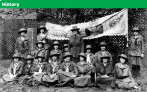 History Volunteers Advocacy Our Investors Global Girl Scouting USA ...