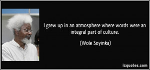More Wole Soyinka Quotes