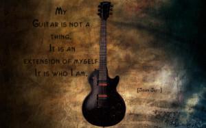 Inspiring Guitar Wallpapers (And an Offer)