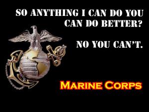 Marine Quotes HD Wallpaper 14