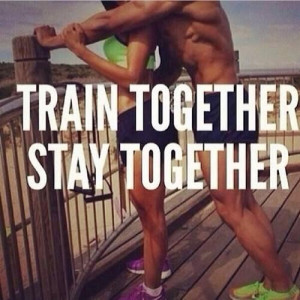 ... gym with their partners as they tone their muscles or eliminate