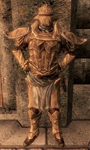 Redoran Guard Dragonborn...