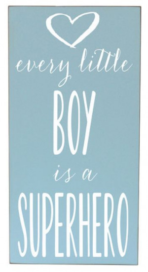 Quotes About Little Boys Cute little boys quote. via classy clutter