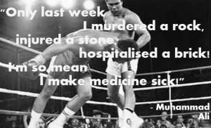 10 best quotes of Muhammad Ali
