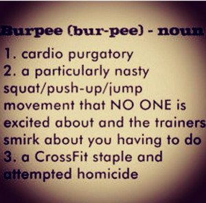 100 burpees in one day we all know that burpees