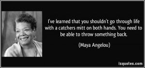 20 Inspirational Maya Angelou Quotes