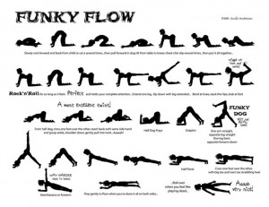 Gentle Flow Yoga Sequence