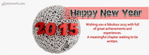 new year 2015 fb cover banner happy new year 2015 fb cover banner ...