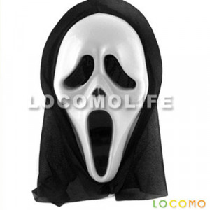 ghost masks halloween party christmas face mask super scary masks jpg ...
