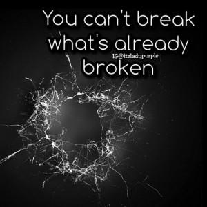 broken #love #damaged #hurt #pain #life