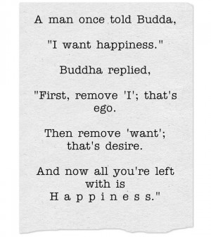 Great Happiness Quote By Buddha
