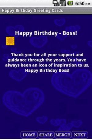 Happy Birthday Wishes - screenshot