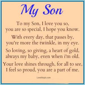 ... proud of my son quotes proud of my son quotes proud of my son quotes
